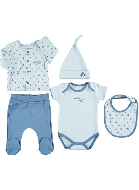 Baby Corner 5'li set Mavi